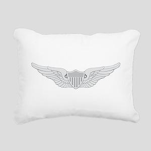 Aviator Rectangular Canvas Pillow