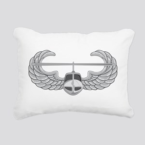 Air Assault Rectangular Canvas Pillow