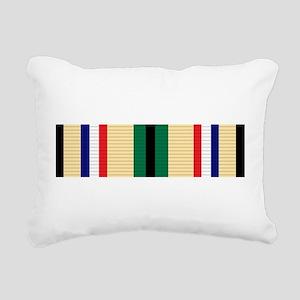 Southwest Asia Service Rectangular Canvas Pillow