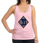 26th Infantry Yankee Div Racerback Tank Top