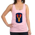 196th Light Infantry Bde Racerback Tank Top