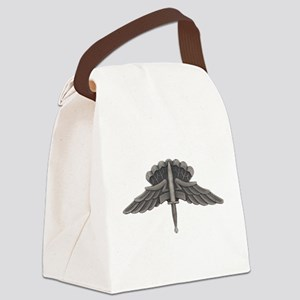 Freefall (HALO) Canvas Lunch Bag