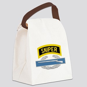 Sniper CIB Canvas Lunch Bag