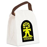 509th Infantry Canvas Lunch Bag