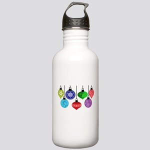 Christmas Ornaments Stainless Water Bottle 1.0L