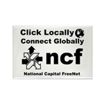 NCF Click Locally Magnet