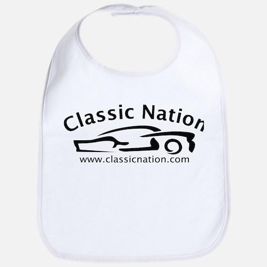 Classic Nation Baby Bib