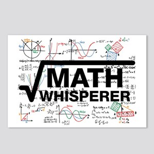 Math Whisperer Postcards (Package of 8)