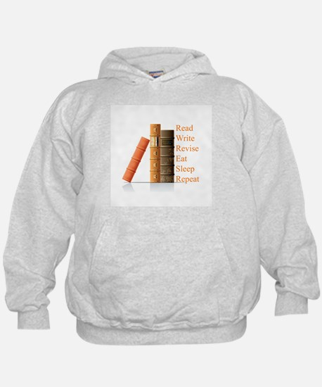 How to be a writer Hoodie