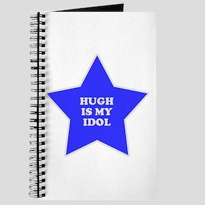 Hugh Is My Idol Journal