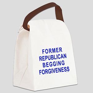 Former Republican Canvas Lunch Bag