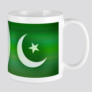 Patriotic Pakistani Design Mug