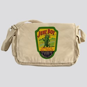 June Boy Pickles Messenger Bag