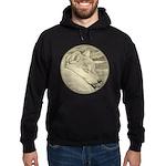 Shiba Inu Dog Art Sweatshirt