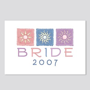 Summer Bride 2007 Postcards (Package of 8)