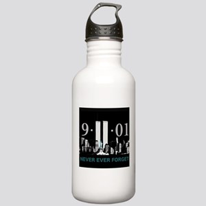 Never Ever Forget Stainless Water Bottle 1.0L