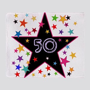 50th! Festive, Birthday, Anniversary! Stadium Bla