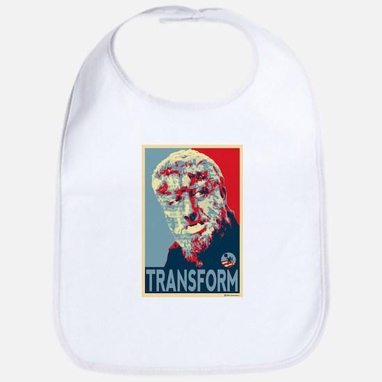 Transform - Wolfman for President 2012 Bib
