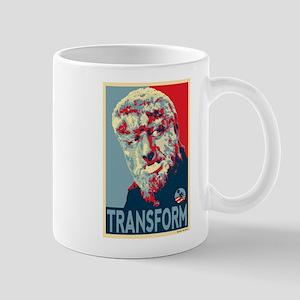 Transform - Wolfman for President 2012 Mug