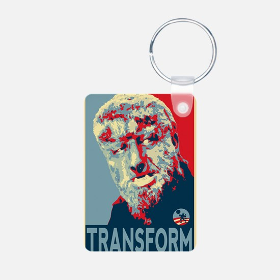 Transform - Wolfman for President 2012 Aluminum Ph