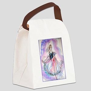 Ballet dancer, art! Canvas Lunch Bag