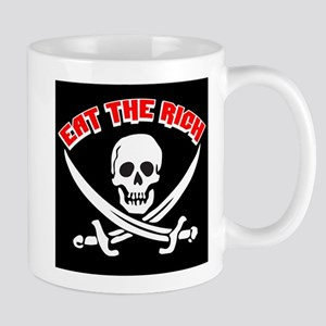 Jolly Roger: Eat The Rich! Mug