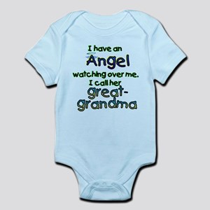 I HAVE AN ANGELGREAT Infant Bodysuit