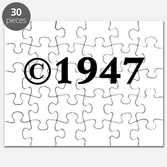 1947 Puzzle