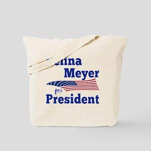 SELINA MEYER FOR PRESIDENT Tote Bag