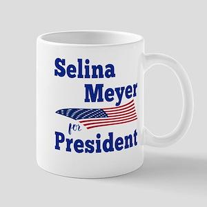 SELINA MEYER FOR PRESIDENT 11 oz Ceramic Mug
