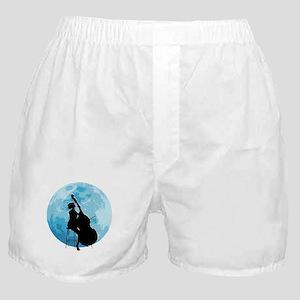 Under The Moonlight Boxer Shorts