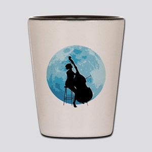 Under The Moonlight Shot Glass