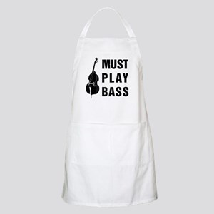 Must Play Bass Apron
