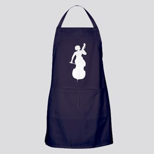 Double Bass Player Apron (dark)