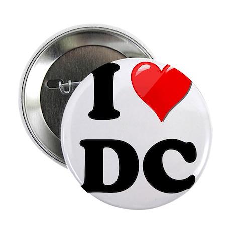 "I Heart Love Washington DC - DC.png 2.25"" Button"