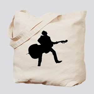 Double Bass Player Tote Bag