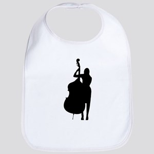 Double Bass Player Bib