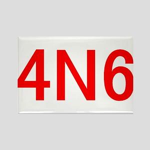4N6 Rectangle Magnet