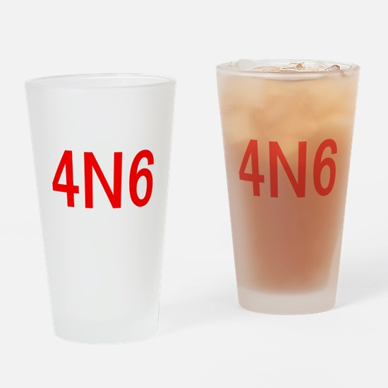 4N6 Drinking Glass