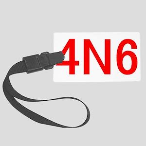 4N6 Large Luggage Tag
