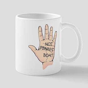 """Not Penny's Boat"" - LOST Mug"