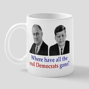 Real Democrats Mug