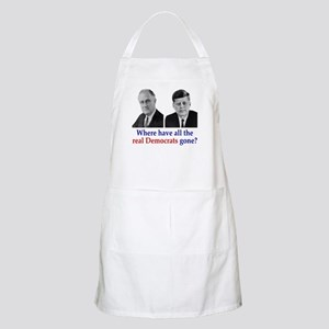 Real Democrats BBQ Apron
