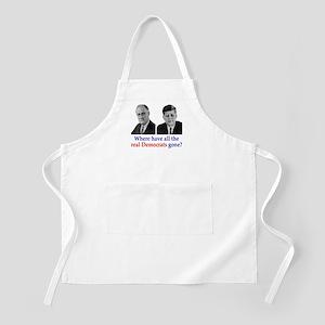 Real Democrats BBQ Apron