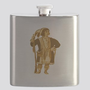OF THE STRONGEST Flask