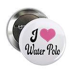 I Love Water Polo 2.25