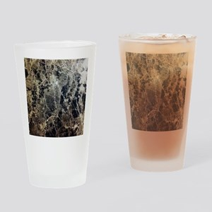 Simply Marble Drinking Glass