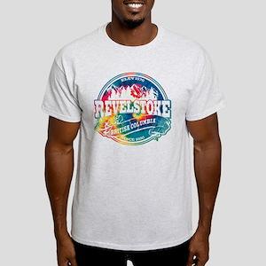 Revelstoke Old Circle Light T-Shirt