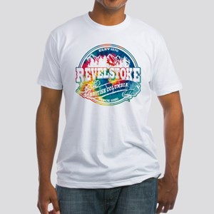 Revelstoke Old Circle Fitted T-Shirt