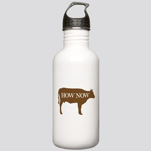How Now Brown Cow Stainless Water Bottle 1.0L